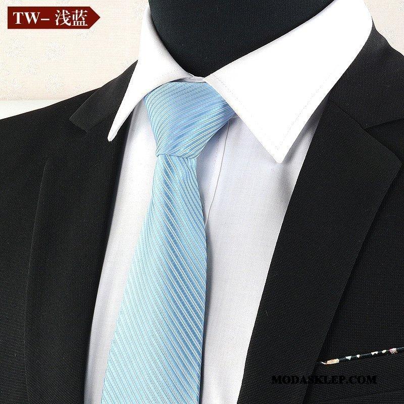 Męskie Krawat Sklep Groomsmen Sukienka Ślubna Pudełko Na Prezenty Męska Jasny Niebieski Granatowy Czarny