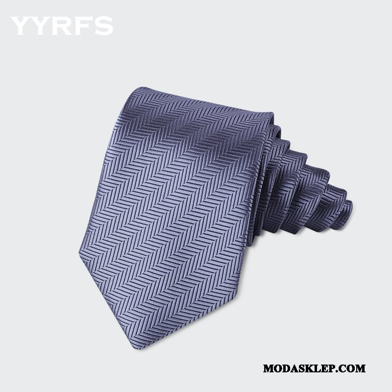 Męskie Krawat Tanie Ślubna Biznes Z Pracy Sukienka Pan Młody Szary