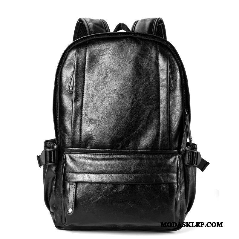 Męskie Plecak Sprzedam Trendy Moda Podróż Casual Męska Czarny