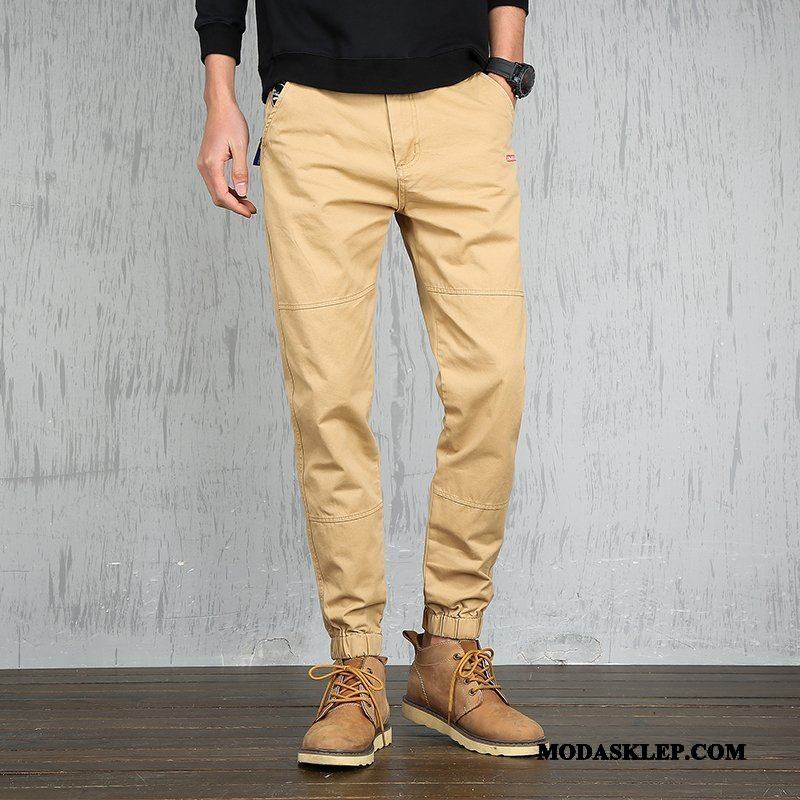 Męskie Spodnie Sklep Tendencja Młodzież Męska Nowy Casualowe Spodnie Khaki